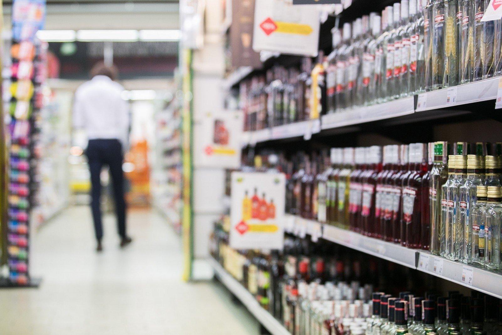 Продажа алкоголя с 1 января 2016 года