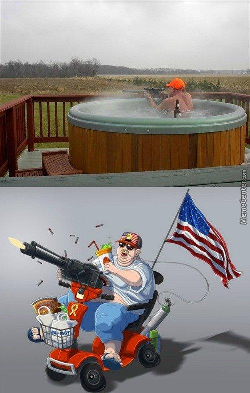 Tik Amerikoje