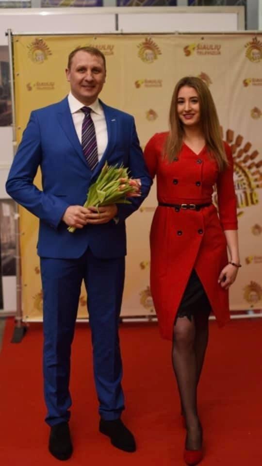 Andrius Šedžius ir Erdvilė Pilvinytė