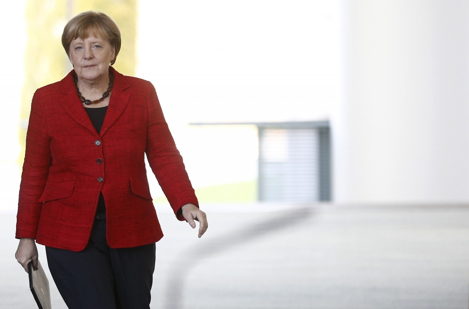 Меркель дала совет, как реагировать нахакерские атаки РФ
