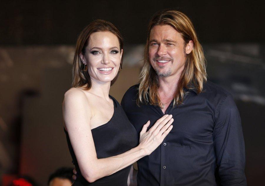 Первопричиной развода сПиттом назвали политические амбиции Джоли
