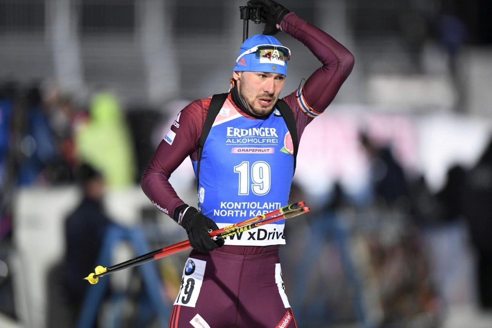 Российский биатлонист Антон Шипулин объявил о завершении ...