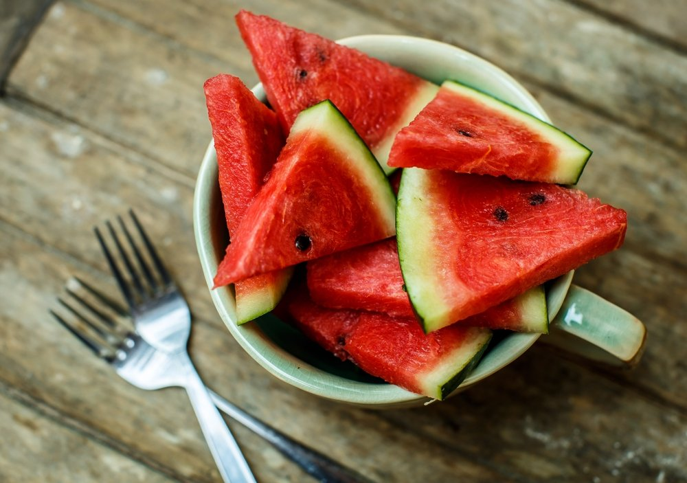 Kodėl arbūzai yra ypač naudingi vyrams