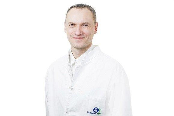 vyr. ortopedas technologas Artūras Didžiariekis