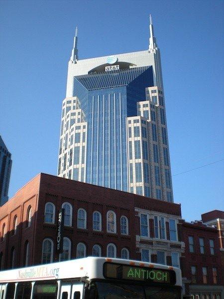 AT&T pastatas Nešvilyje