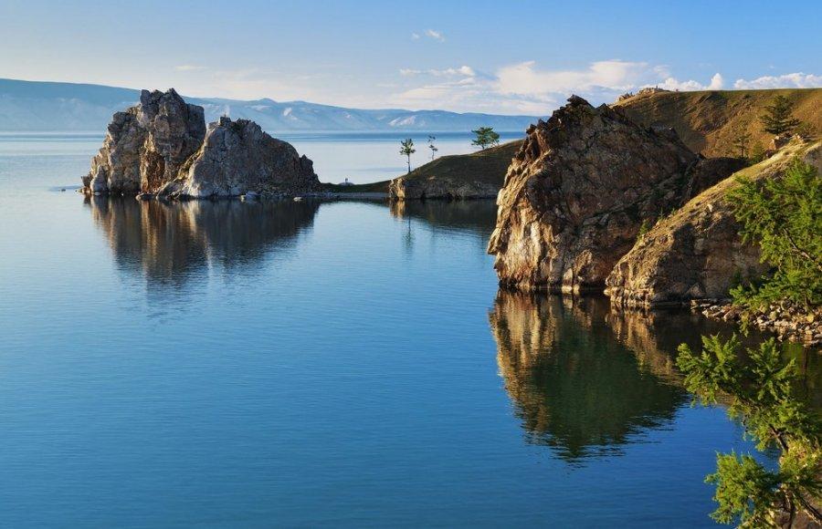 10 Didziausiu pasaulio ezeru