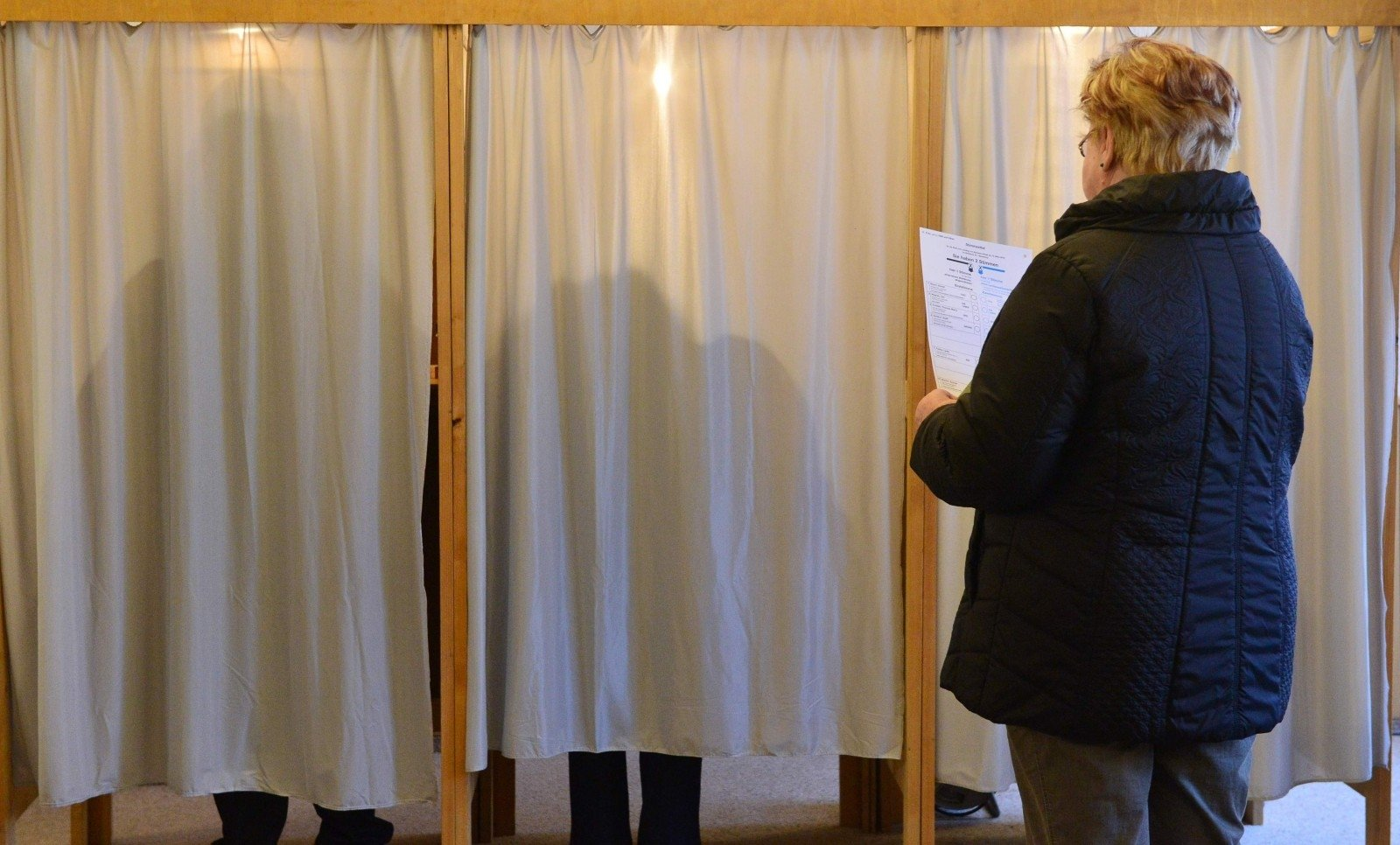 Руководство Германии определилось сдатой парламентских выборов