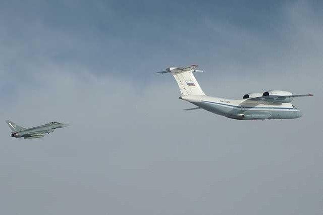 Голландские истребители прибыли вЛитву для охраны неба над Балтикой