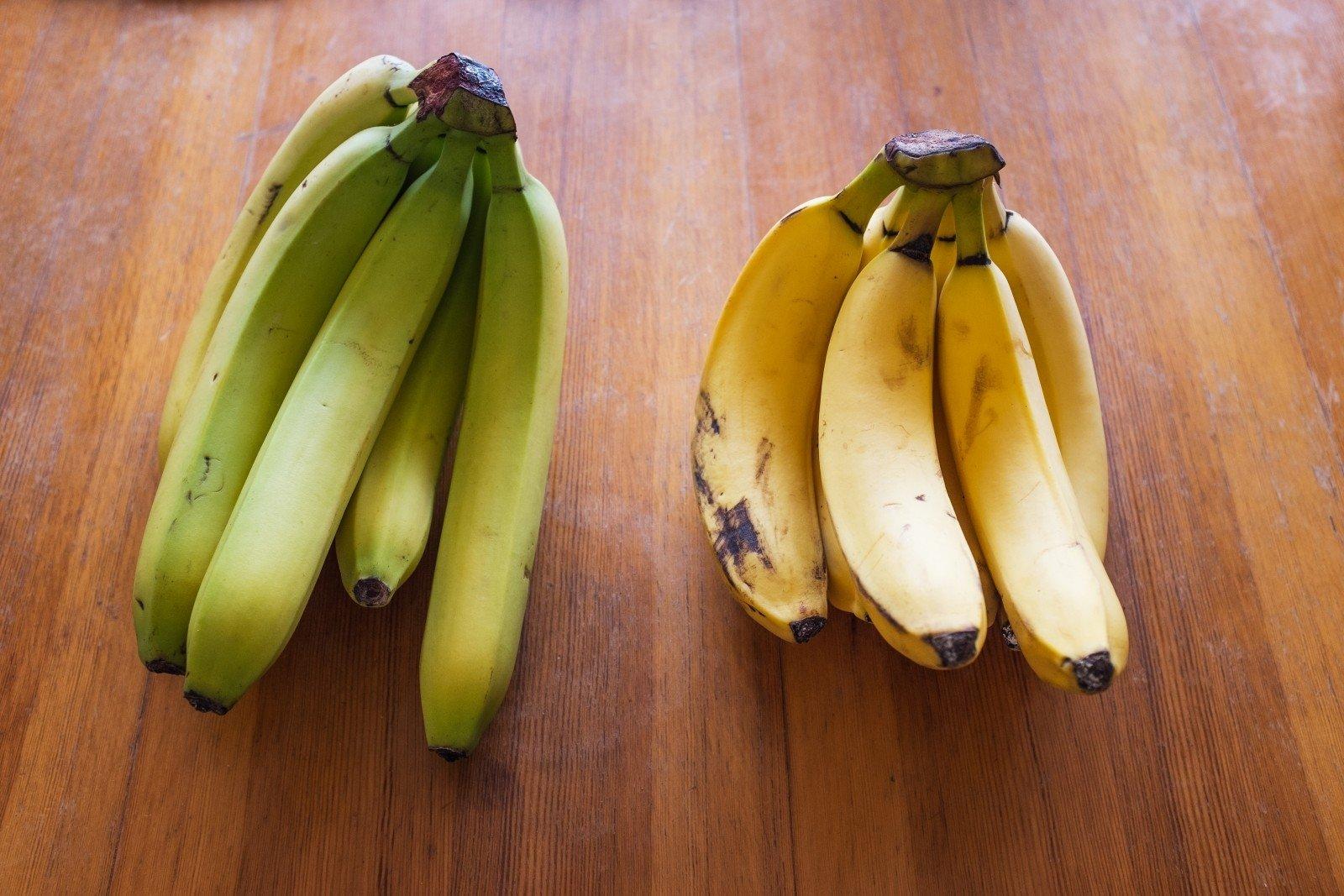 Bananai — nauda širdžiai ir kraujagyslėms
