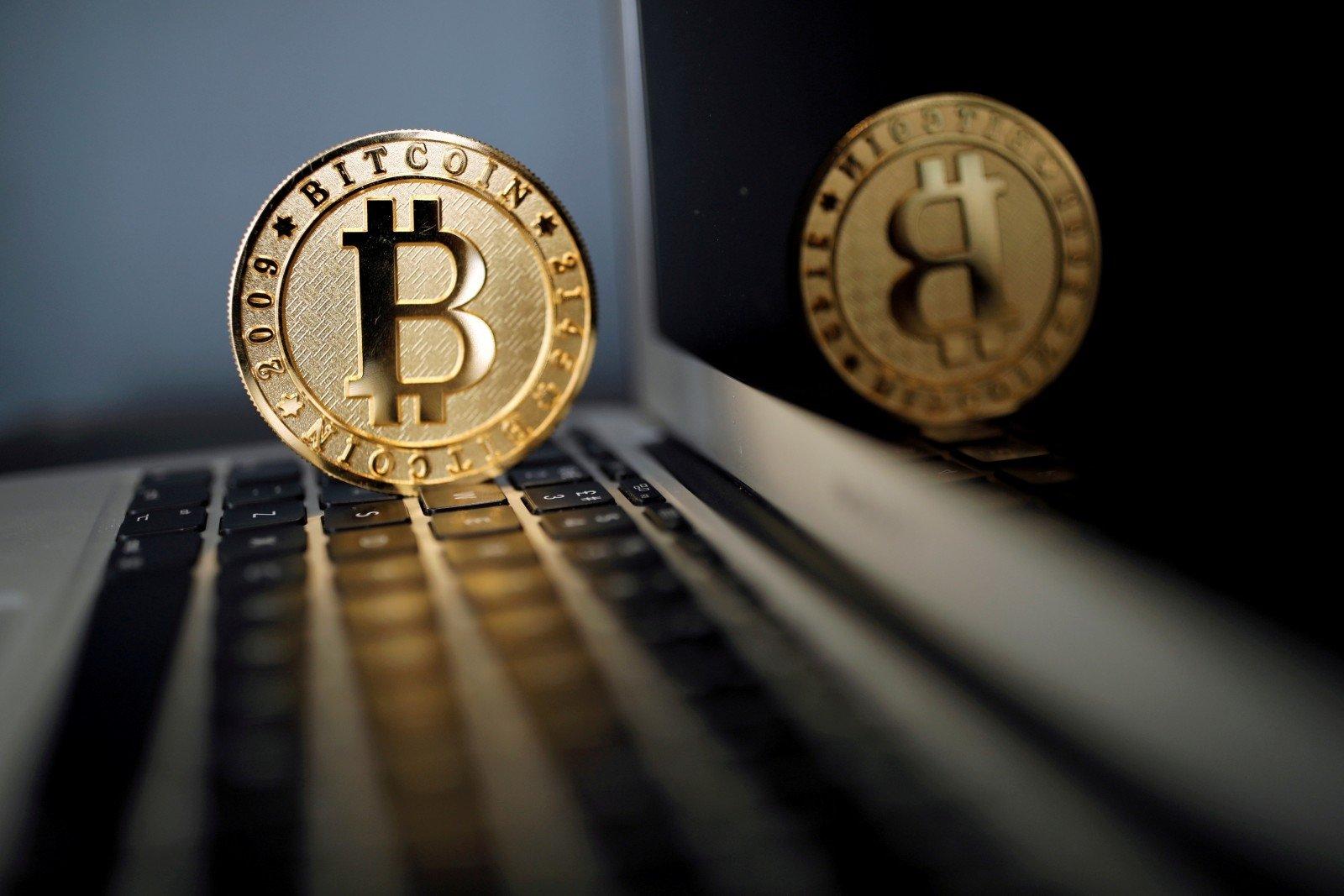 kinija draudžia prekybą kriptovaliuta