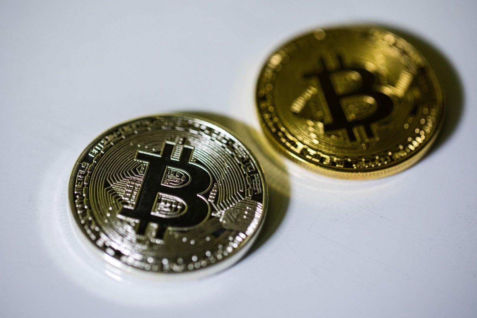 Sandoriais bitkoinais ateities