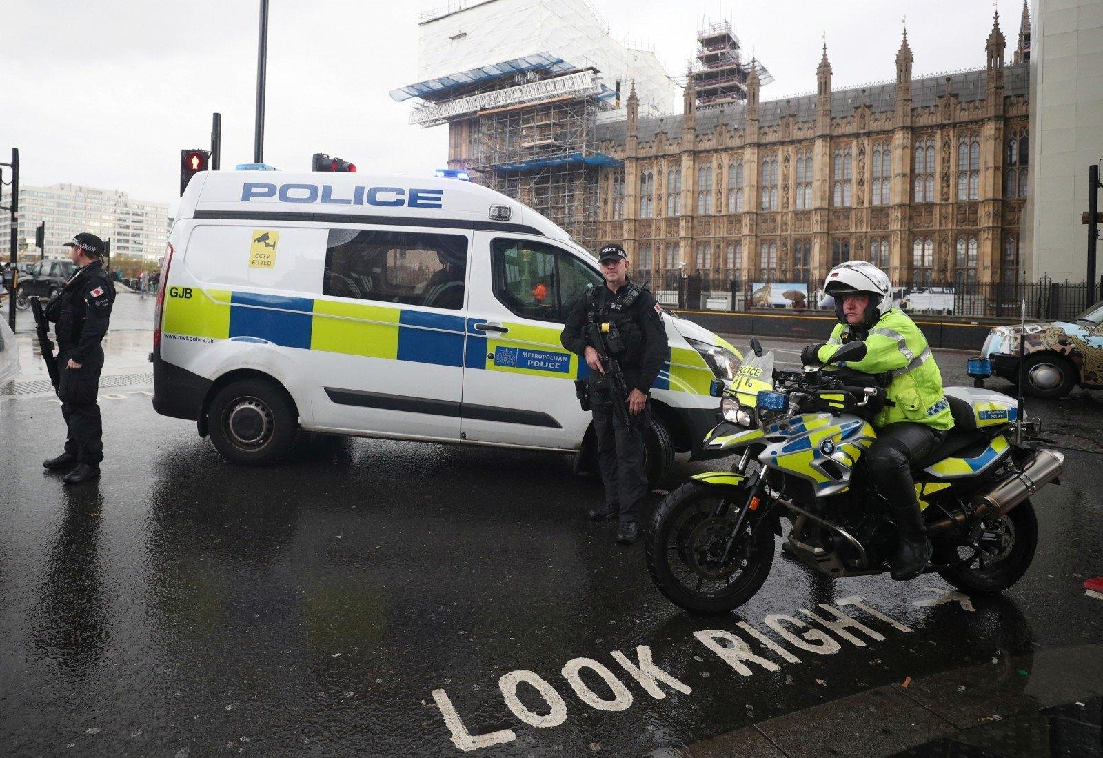 Британская полиция: нападение в Манчестере могло быть терактом
