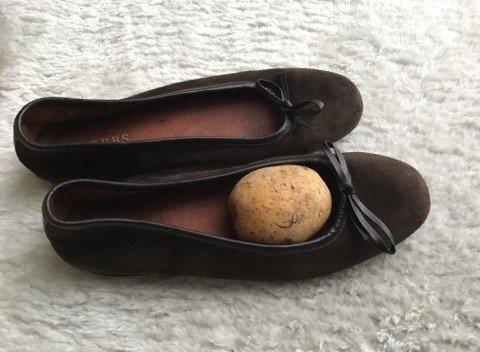 Bulvė batuose