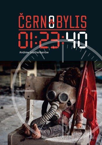 "Knygos ""Černobylis. 01:23:40"" viršelis"