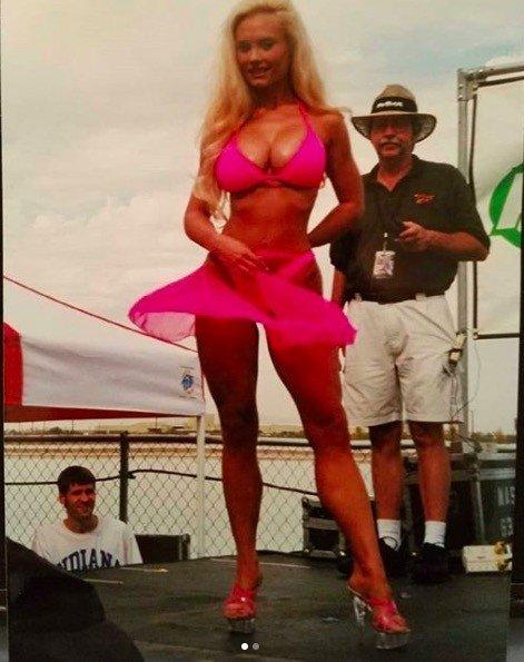 Coco Austin, kai jai buvo 20 metų