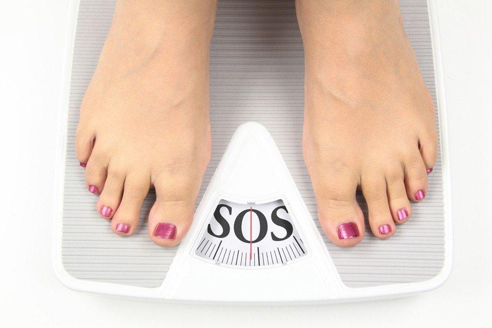 negali numesti svorio iš klubų