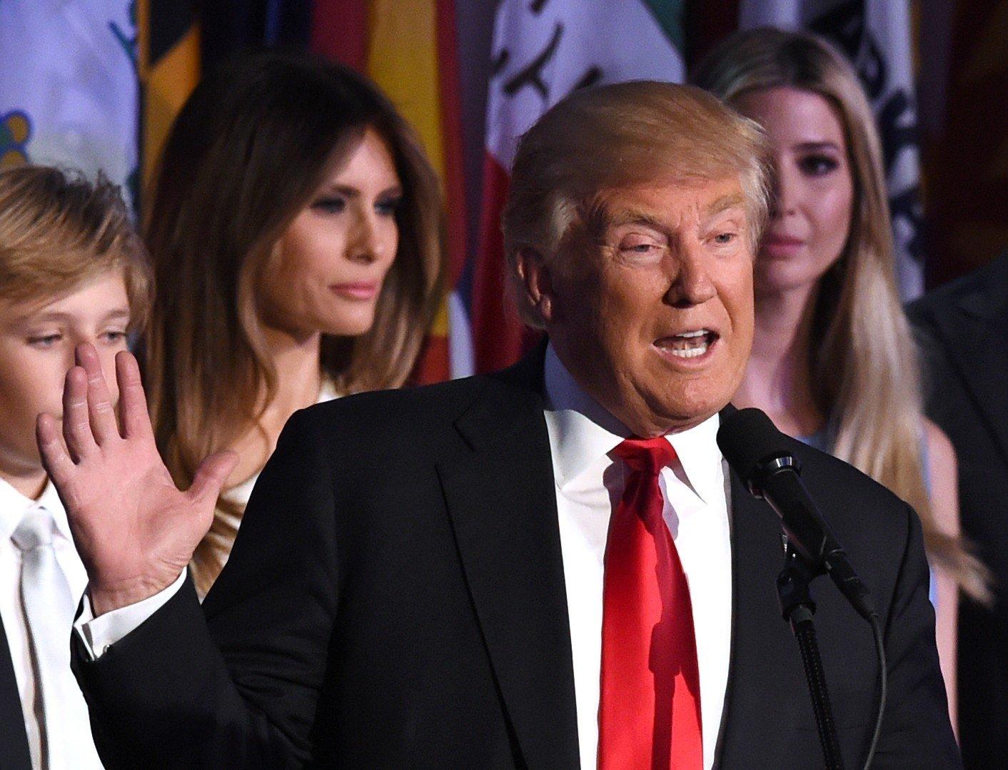 Штатская агентура боится непредсказуемости Трампа