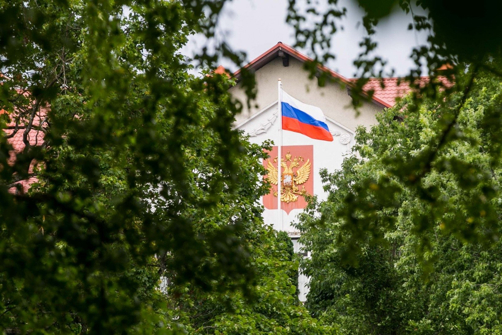 Russian Consulate In Sweden Russian