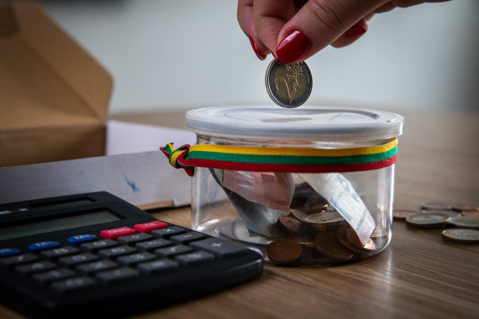 prarastų pinigų prekybos galimybės