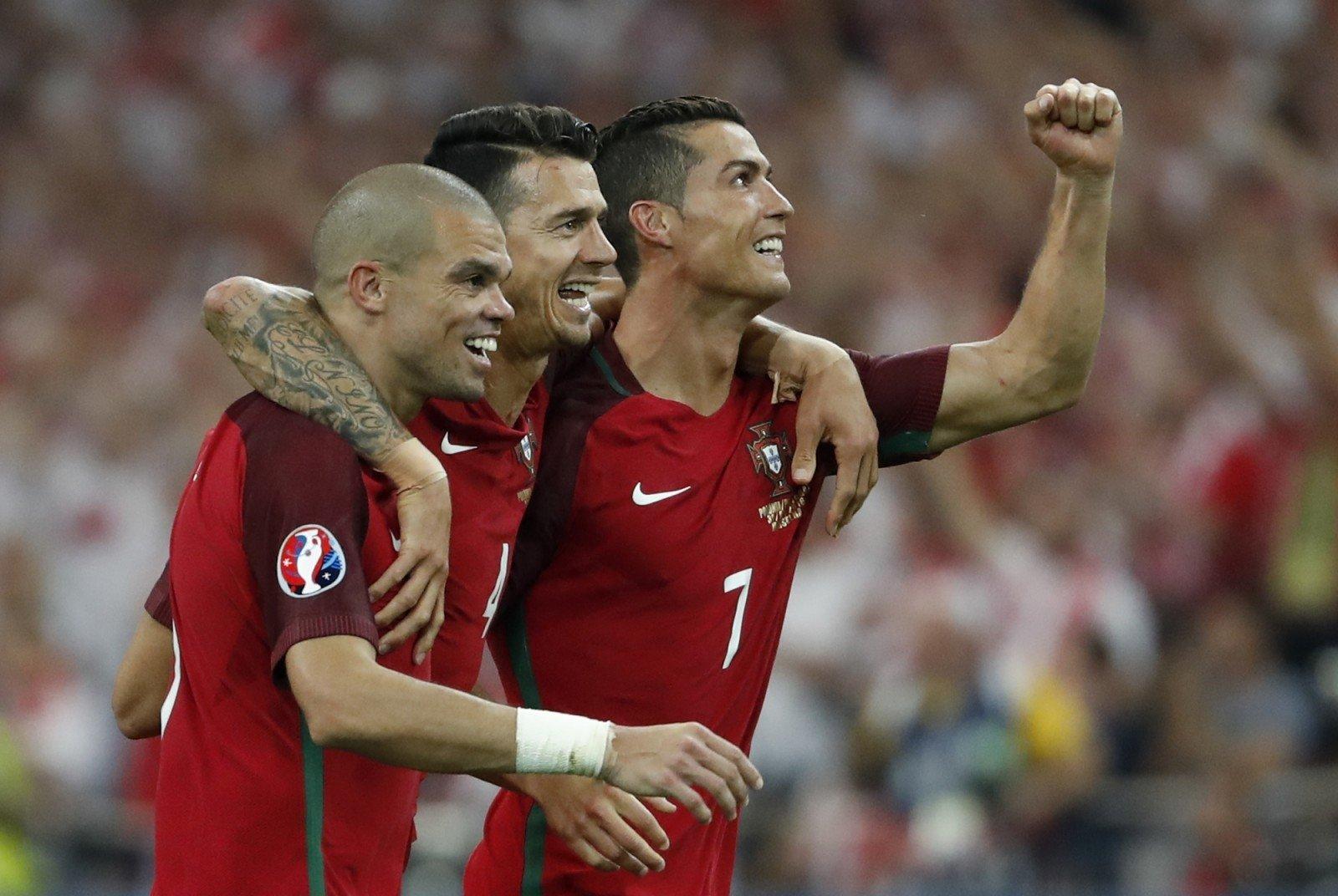 Euro 2016 Lenkija – Portugalija