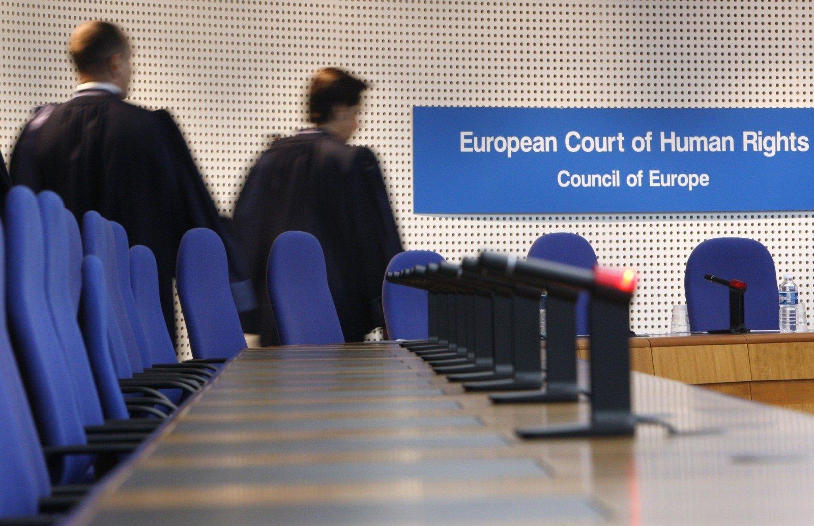 Житель Украины одержал победу вСтрасбурге дело против литовских полицейских