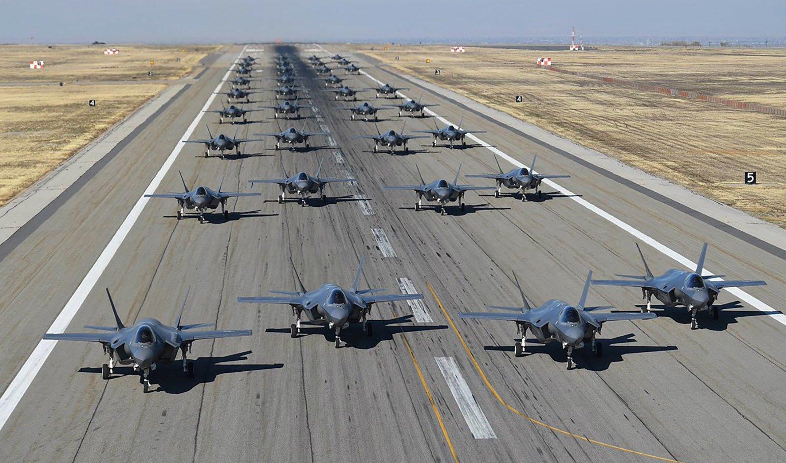 США отстранили Турцию от программы производства истребителей F-35