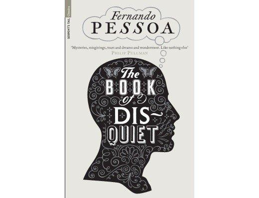 Fernando Pessoa knygos viršelis