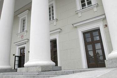 Vilniaus miesto rotušė