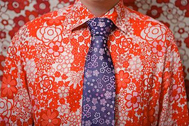 Vyriški marškiniai, kaklaraištis