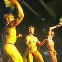 """Striptizo šokėjų iš Lenkijos """"Bad Boys"""" pasirodymas"""