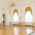Baltoji salė Prezidentūroje