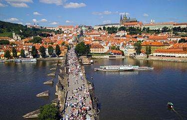 Čekija, Praha, Karolio Didžiojo tiltas