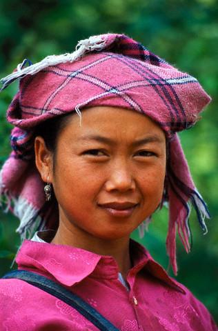 Laosas, moteris