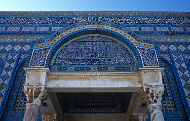 Izraelis, šventykla