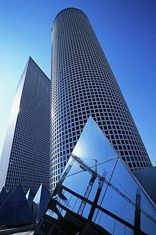 Izraelis, Tel Avivo bokštai