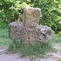 Akmeninis kryžius