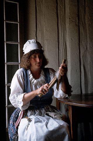 Skrybėlės. 1770-ųjų prancūzės stilius