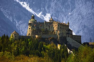 Austrija, Hohenwerfenas