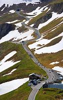 Austrija, kalnų kelias