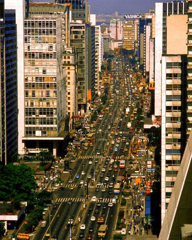 San Paulas, Brazilija
