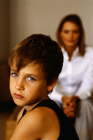 Tėvai, vaikai, konfliktas