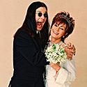 Ozzy ir Sharon Osbourne - 2003