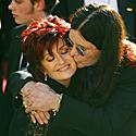 Ozzy ir Sharon Osbourne - 2002