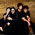 Ozzy, Sharon, Kelly ir Jackas Osbourne`ai - 2002