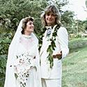 Ozzy ir Sharon Osbourne vestuvės - 1982