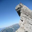 Šveicarija, Berno Alpės