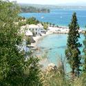 Fantastiškas Graikijos paplūdimys