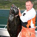 24 kg juodasis uotas