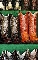 Meksikas, kaubojiški batai