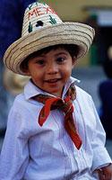 Meksikas, berniukas